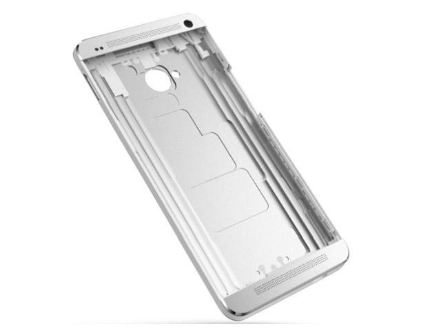 竞博计划机械加工出来的铝合金手机机身